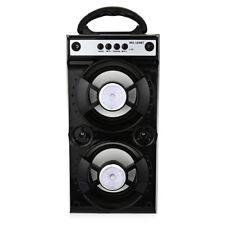MS-160BT Portable Powerful Output Multimedia FM Radio Wireless Bluetooth Speaker