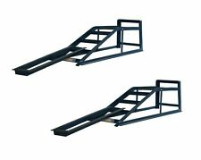 Pair of 2.5 Tone Car Ramps with Extensions CR25RM1