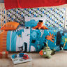 KAS Kids Under the Sea Submarine Single Double Quilt Duvet Cover & Cushion Set