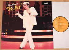 LIZA MINELLI - The Act  (RCA, D 1978 / MUSICAL / LP MINT)