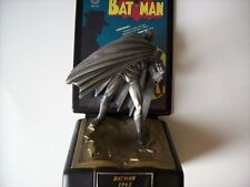 Dc Comic Book Champions Fine Pewter Batman 1994 Jc Used