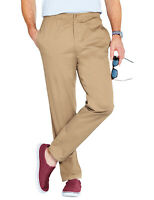 Mens Cotton Trouser Elasticated Rugby with Drawcord Pants