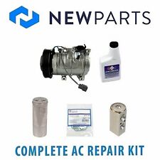 Dodge Dakota 1990 3.9L A/C Repair Kit With Compressor & Clutch New