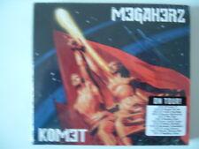 Megaherz - Komet, Digipack, Neu OVP, 2 CD Set, 2018 !!!