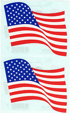 Mrs. Grossman's Giant Stickers - American Flag - 2 Strips