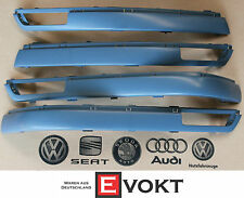 Genuine VW Passat W8 3BG US Tuning SML USA Moldings Trim Chrome Bumper New