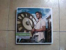 ALEJANDRO SANZ '' PARAISO EXPRESS ' CD + VINILO 12'' + DVD  LUJO