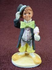 THE McCLELLANDS CLOWN FIGURINE BY RECO HALOWEEN