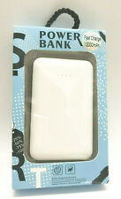 12000 mAh Power Bank compatible for iPhone, Android, Tablets