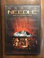 NEEDLE (DVD, 2010) Rare Supernatural Horror OOP