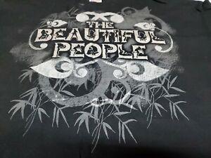 TNA THE BEAUTIFUL PEOPLE T-SHIRT XL