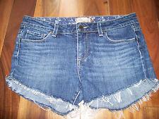Paige Premium Denim Cut Off Shorts, Hollywood Hills, size 29