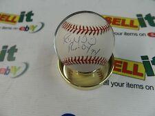 Raul Mondesi - Autographed baseball
