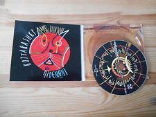 CD Ethno kottarashky & the raindogs-demoni (12) canzone asphant Tango