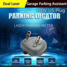 Auto Park Laser Guided Parking Sensor Aid Guide Stop Light System For Double Car