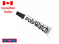 POLYWATCH Watch Plastic Scratch Remover Polish Acrylic Crystal 5g - Canada Stock
