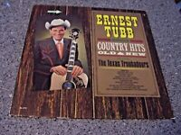 "Ernest Tubb ""Sings Country Hits Old & New"" DECCA DL 4772 MONO LP"