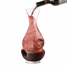 LA GRANDE Conundrum Decanter Wine Aerator White Red Taste Enhancer Carafe Gifts