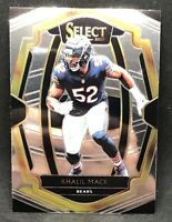 Khalil Mack Premier Level 2018 Panini Select BEARS