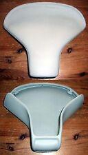 1 Dessus de Selle Plastique Gris (NEUF) – VELOSOLEX SOLEX 3300 3800 5000 Micron