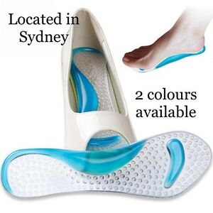 Soft Orthotics Arch Support Insole Shoe Pads Comfortable Foot Care Cushion