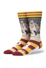 Multi Large Stance Lebron Splatter Socks