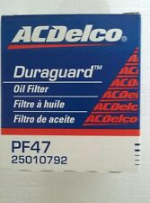 ACDelco Part # 25010792 Engine Oil Filter PF47 -Like PF1225,Fram PH3354,PH3387A