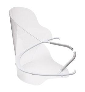 A-dec Dental Face Shield - Reusable Shoulder-Rest Shield Kit  [91.0017.00]