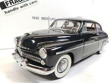 Danbury Mint 1949 Mercury Club Coupe Raven Black w/Box