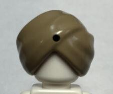 Lego New White Minifigure Headgear Turban without Hole Hat Piece
