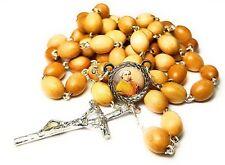 Marie Bernarde Bernadette Soubirous wooden relic rosary Bodily illness Lourdes