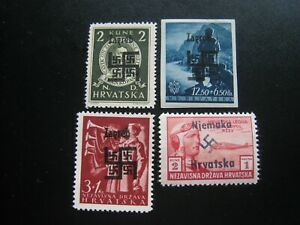 stamps Croatia