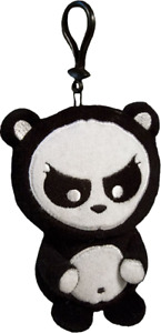 Angry Panda - Clip-on Plush-TOY3268