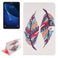 FUNDA PROTECTORA motivo 72 para Samsung Galaxy Tab A 10.1 T580 T585 CARCASA