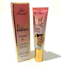 TOO FACED Peach Perfect Comfort Matte Foundation-porcelain-1.6 oz