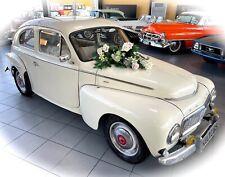 *ORGANISCHE ELEGANZ* Volvo PV 544 DeLuxe Buckelvolvo im Oldtimer Museum