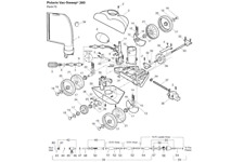 More details for polaris swimming pool cleaner spare parts for polaris 280