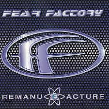 Fear Factory Remanufacture CD Album Good Condition