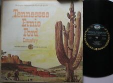 Country Lp Tennessee Ernie Ford Country On Longines Symphonette Society