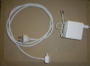 Apple alimentation Originale MagSafe 1 60 W parfait état avec sa rallonge