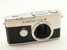 Olimpo PEN F 35mm medio marco médicos cuerpo de cámara, no en serie 141748 S/no. U6587