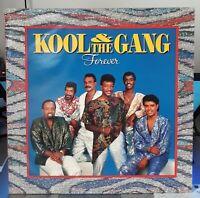 KOOL & THE GANG Forever 1986 FR ( vinyl LP )  Mercury – 830 398-1