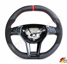 MB mercedes w212 AMG volante volante de cuero nuevo refieren con Alcantara AR.: 639