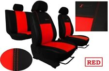 Eco-Leather Tailored Set Seat Covers VOLKSWAGEN POLO Mk6  2017 - onwards