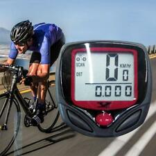 Waterproof Bicycle Bike Cycle LCD Display Digital Computer Speedometer Odometer