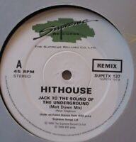 "HITHOUSE - Jack To The Sound REMIX ~ 12"" Single"