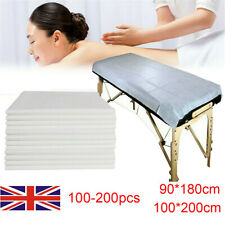 100/ 200PCS Disposable Couch Cover For Massage Table Bed Beauty Treatment Waxing