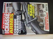 **cf Revue Planète chasse armes HS n°35 Browning Cynergy - Mauser - Merkel