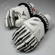 "Warrior Rabil Next Senior Lacrosse Gloves 13"" - White Paul Rabil (NEW) Lists@$80"