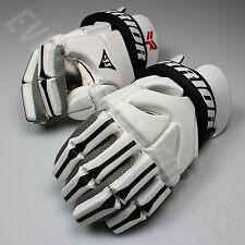 """Warrior Rabil Next Senior Lacrosse Gloves 13"""" - White Paul Rabil (NEW) Lists@$80"""